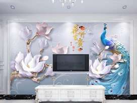 Wallpapers Gives Grand look to your walls