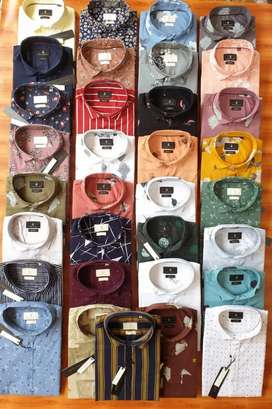 Mixlot cotton shirts only for wholesalers