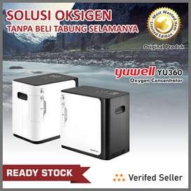 Yuwell 360 -  Nebulezer + Oxygen Concentrator