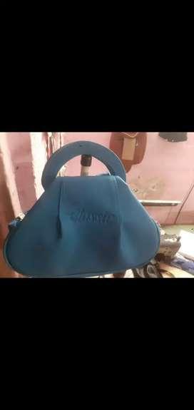 Ladies bag Apple shape ladies long belt