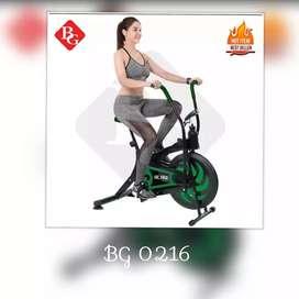 Sepeda Statis Platinum Bike // Zodie JD 06N09