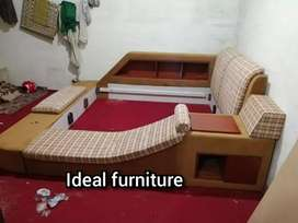 Chines style bed