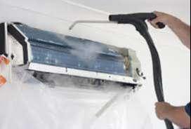 Cuci AC Murah dan Bergaransi Kemanggisan