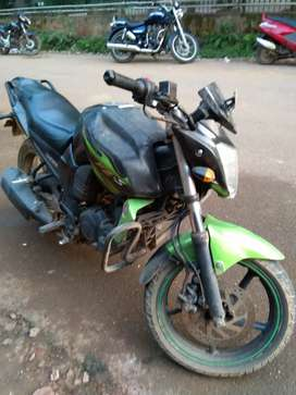 Yamaha fzs in its best condition, need to sell it urgently