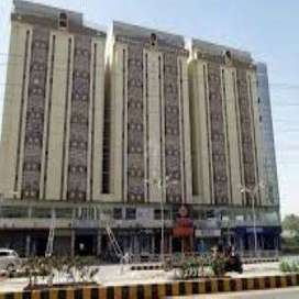 Rented shop is available for sell at Autobhan road