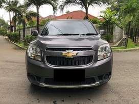 Chevrolet orlando 2013 - Matic good condition