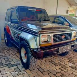 Daihatsu Taft 4x4 997