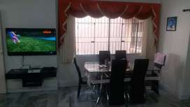 3 BHK furnished Flat at Race course @ just 58 lacs