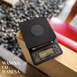 timbangan digital/scale/timbangan kopi/timbangan kue/alat kopi/masak
