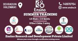 Summer Training In Dehradun 2021