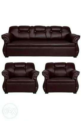 Free delivery :: Brand New Attractive five seater sofa