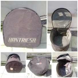 Softcase snare dan softcase tom 12