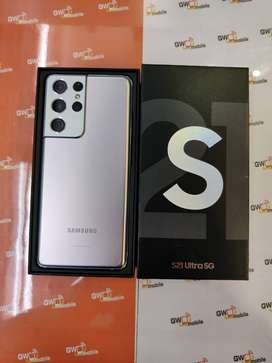 Mobile Phone Samsung S21 Ultra 12/256GB