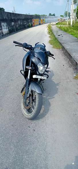 A good condition and well maintained bike