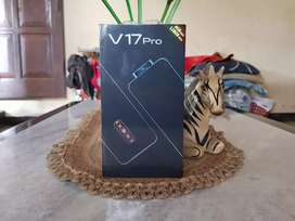 Ready Stock Resmi Vivo V17 Pro 8/128 GB White Black