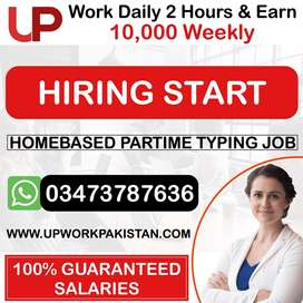Premium Data Typing Jobs (Work From Home)