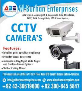 4 CCTV 2-MP 1080p Full HD (All Mobile Online FREE)(NO HIDDEN CHARGES)