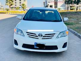 Toyota Corolla GLi 2012 ( Corporate Automobvile Pvt Ltd )