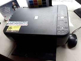 Canon Printer Tersedia Seri MP287 Lengkap Infus Full Tinta Baru