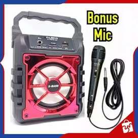 Speaker Bluetooth FLECO F-1915 FREE Microphone