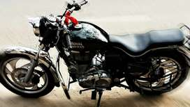 Electra 350 cc black with mint condition