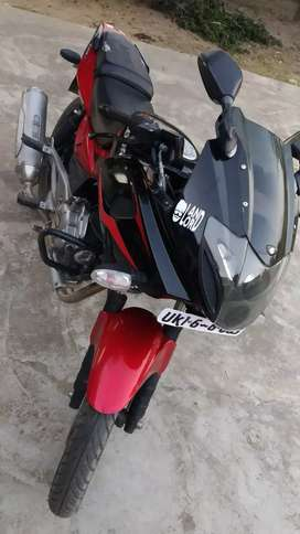 Very good good condition hai bike ki