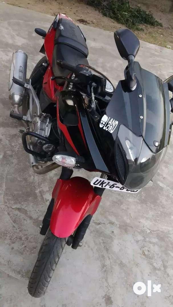 Very good good condition hai bike ki 0