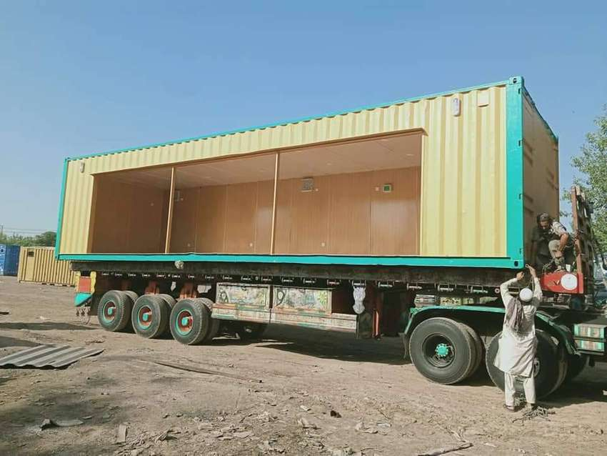 dry containers, tuck shop, living containers/ 0