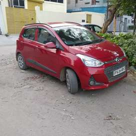 Grand i10 sports 2017 aug  new in condition