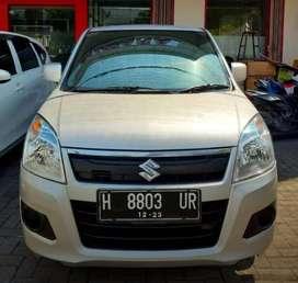 Jual Mobil Suzuki Karimun Wagon R Type GL 2018 Warna Silver