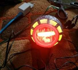 Obral lampu Proojiee Double running bisa tinggi rendah murah