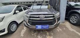 Toyota Innova G Manual M/T Diesel 2016 Abu-Abu Istimewa Jakarta Timur