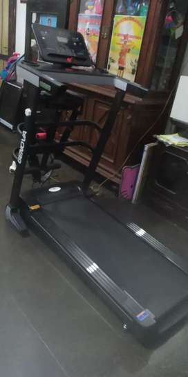 New Treadmil elektrik genova 12 speed clasd unggulan