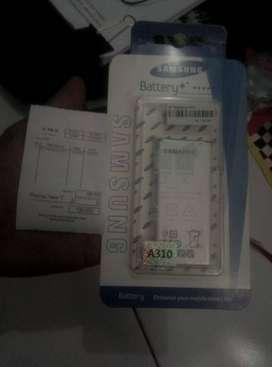 Jual Batrei Samsung A3(10)