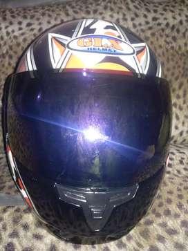 Helm Jadul ( Antik ) Fullface GLX