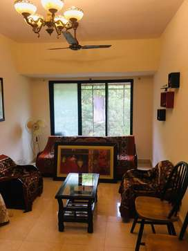 1 bhk furnished flat on rent at Rutu Enclave at Kasarvadavli