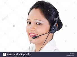 Urjent requrment female tallycaller