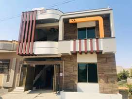 120 Sq Yd Brand New Bungalow Available in Saadi Town (Double Story)