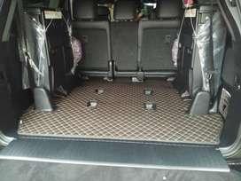 karpet lantai toyota Land Cruiser V8 full bagasi super mewah