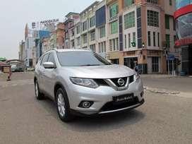 Nissan X-Trail 2.0 matic 2014 silver Nopol Genap