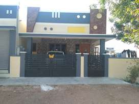 Individual house for rent at Happy Garden suleswarampati