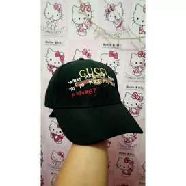 Topi Gucci x Coco Import Limited Edition