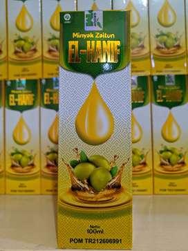 Minyak Zaitun Murni