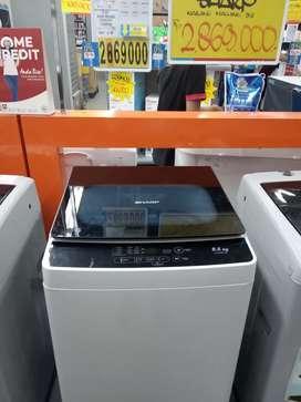 mesin cuci semua merk SHARP manual dan auto.