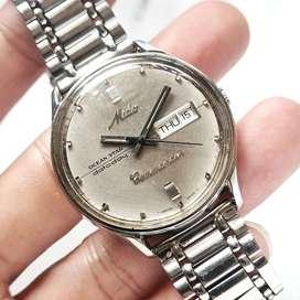 ORIGINAL MIDO OCEAN STAR DATODAY 8268 jam tangan pria asli ori swiss