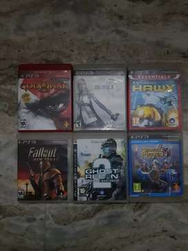 PS3 games for sale. 700rs each