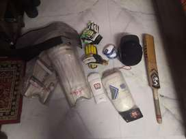 Cricket Kit with Bat