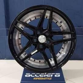 Vleg Racing Ring 18x8 Mobil  Ertiga, Grandmax,  Luxio, HRV,