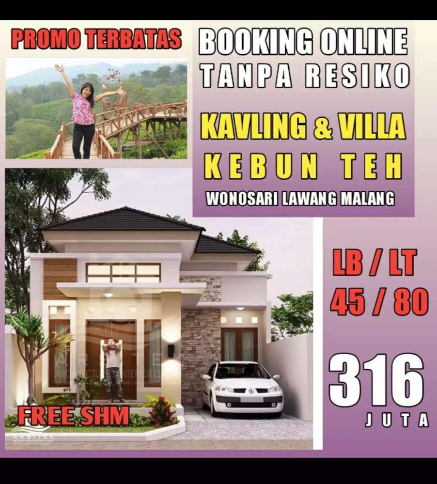 . kavling & hunian villa malang dijual murah