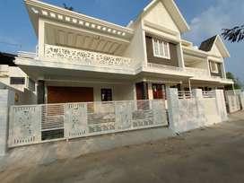 4BhkGrand New 2 Villas Sale in Thrikkakara Vallathol 78Lakhs